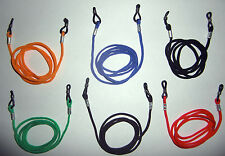 12 Glasses Straps, Neck Cord Lanyard for Glasses (mixed colours or 12 Black)