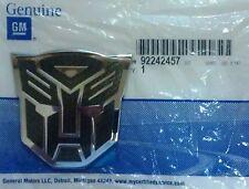 2010-2018 Chevrolet Camaro OEM GM Transformers Fender Autobot Emblem 22871269