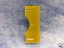 Blade vane glass to suit L 71401060 Leybold SV40