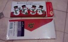 Htf Hallmark Christmas money cards with matching envelopes