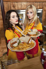 2 Broke Girls 8X10 waitress outfit from show 3