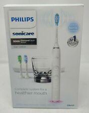 Philips Sonicare DiamondClean Smart 9300 Toothbrush Kit - HX9903/01- White. New