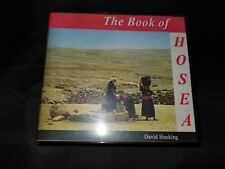 David Hocking The Book Of Hosea 12 Audio CD Collection hard To Find Religious