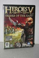 HEROES OF MIGHT & MAGIC V TRIBES OF THE EAST USATO PC DVD VER ITALIANA FR1 51811