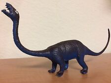 Rare Vintage 1980s Carnivorous Brontosaurus Plastic Toy