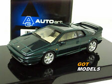 Autoart 1/43 Scale - 55404 Lotus Esprit V8 1996 Racing Green Diecast Model Car