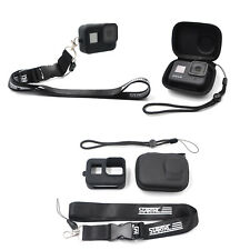 STARTRC Lanyard Silicone Protective Cover Storage Bag For Gopro Hero 8