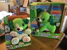 *NEW* LeapFrog Read With Me Scout Interactive Learning + My Pal. BUNDLE BNIB