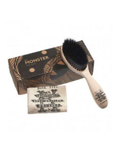 Kent Brushes Mens Monster Wooden Handle Beard Brush For All Beards BRD5