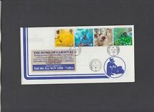 1998 Carnival Bridgwater Guy Fawkes Carnival FDC with Bridgwater CDS