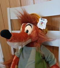 More details for brer fox disney plush splash mountain song of the south