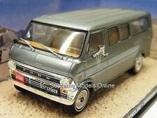 FORD ECONOLINE MODEL VAN 1:43 DIAMONDS ARE FOREVER JAMES BOND CAR COLLECTION K8