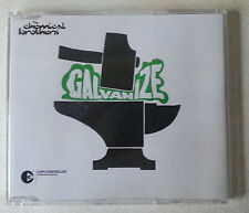"THE CHEMICAL BROTHERS ""Galvanize"" CD 2005"