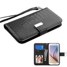 Fundas y carcasas Para iPhone 6s color principal azul de piel para teléfonos móviles y PDAs