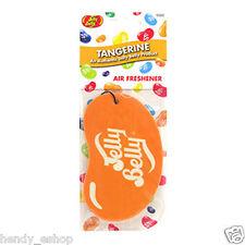 Jelly 3D Bean bonbons Parfum Désodorisant de Voiture - Mandarine