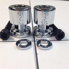 """Swingarm Spools Chrome """"GSXR"""" For Suzuki GSXR 1000/GSXR 1100/GSXR 600/GSXR 750"""