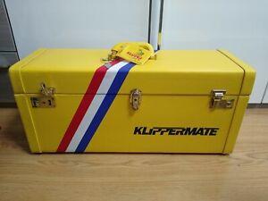 Besaitungsmaschine Bespannmaschine Bespannungsmaschine KLIPPERMATE USA + Koffer