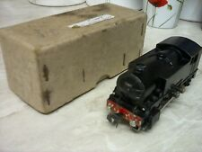 Trix Twin TTR EXPRESS 14 Volt AC Locomotive 0-4-0  BR No 60 WITH BOX UNLABLED.