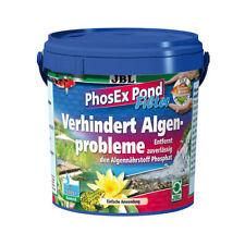JBL PhosEX Pond Filter 1 kg Algenmittel Phosphatentferner (Granulat) gegen Algen