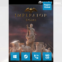 Imperator Rome for PC Game Steam Key Region Free