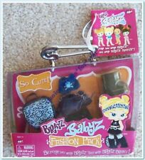 BRATZ MGA BRATZ BABYZ  FASHION PACK CLOTHES ROCK OUT! for 12cm BABYZ : BNIB