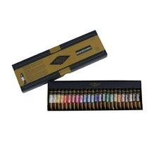Mijello Gold Class Mission MWC-7024 Watercolor Paints 24Colors For professional