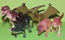 Dinosaurier Dino Set  Neu & OVP 5er Set 14-21cm