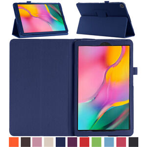 Shockproof PU Leather Smart Stand Case For Samsung Galaxy Tab A 8.0 2019 SM-T290