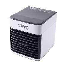 JML Chillmax Air Portable Personal Space Air Cooler Fan & Humidifier Night Light