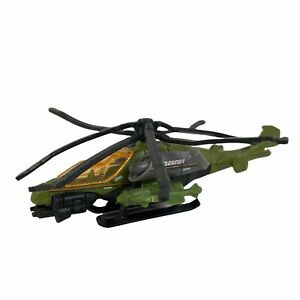 Matchbox Sky Busters Headquarters SKY SCORCHER Helicopter 2012 Mattel