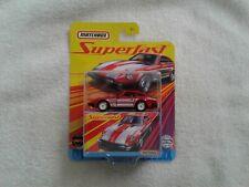MATCHBOX SUPERFAST RED '82 DATSUN 280 ZX