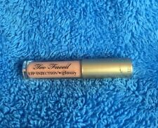 Too Faced Mini Lip Injection Deluxe Sample - Spice Girl - 1g - MELB STOCK