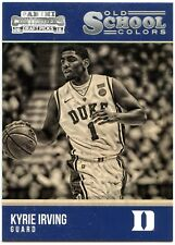 Kyrie Irving #21 Panini Contenders 2015 Old School Colors Basketball Card C2453