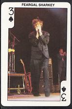 Dandy Gum Card - Rock'n Bubblegum Card - Singer - Feargal Sharkey