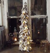 DECORAZIONE invernale Albero Di Natale illuminazione 60cm stile country