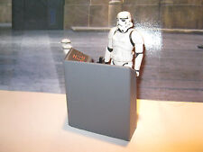 Star Wars Custom Cast Award Winning Diorama Part for 3.75 Scale Control Console