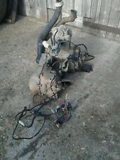 Yamaha 125 breeze quad engine barn shed find spares repair