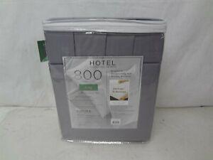 Hotel Signature Sateen Supima Cotton 800 Thread Count King 6-Piece Sheet Set
