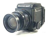 [Lens Optical Mint] Mamiya RB67 PRO + Lens Sekor 65mm f/4.5 + 120 Film Back