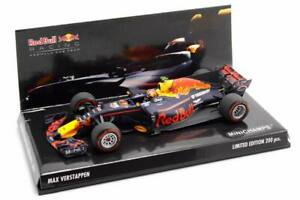 1/43 Minichamps Max Verstappen Red Bull Racing RB13 2017 Limited 200pcs Mikilee