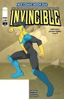 🔥 FCBD 2020 Invincible #1 Robert Kirkman Pre-Order Free Comic Book Day 🔥