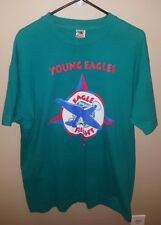 Young Eagles EAA Flight Line T Shirt Mens XL Extra Large Vintage USA Made