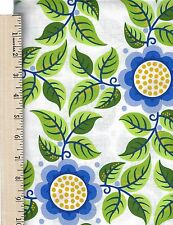 WILD CHILD TRELIS TRYST B FREE SPIRIT  100% Cotton Fabric priced by the 1/2 yard