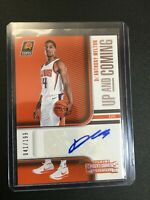 F67596  2018-19 Contenders Up and Coming Contenders Auto De'Anthony Melton /199