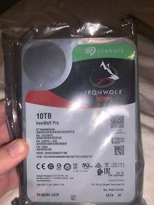 """Seagate IronWolf Pro 10TB Internal Hard Drive 3.5"""""""