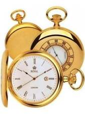 Dress/Formal Analog Gold Plated Pocket Watches