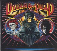 Dylan & The Dead by Bob Dylan & The Grateful Dead (CD, 2009, Columbia) GOOD