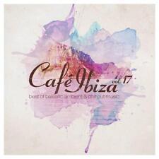 CAFE IBIZA 17 = Cantoma/Bliss/York/Ibizarre/Coco/Padilla..=2CD= AMBIENT CHILLOUT