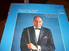 THE CONCERT SOUND OF HENRY MANCINI-LP-NM-RCA VICTOR-VICTOR YOUNG-DAVID ROSE