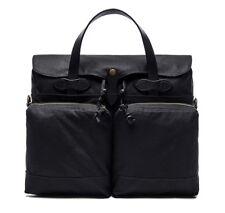 Filson 70140 24 Hour Tin Cloth Laptop Briefcase - Black
